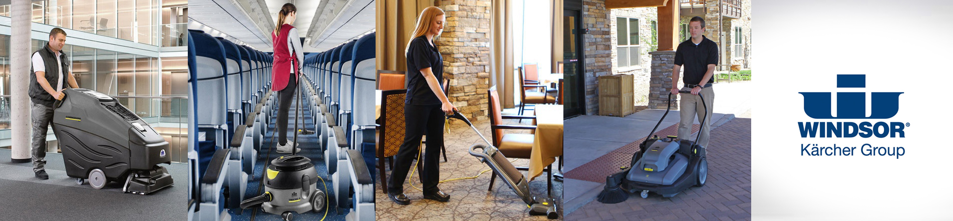 Windsor Karcher Group Janitorial Equipment