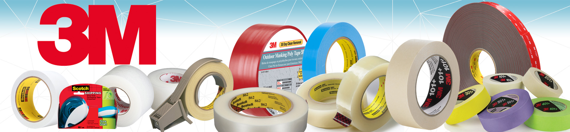 3M Janitorial & Packaging Supplies