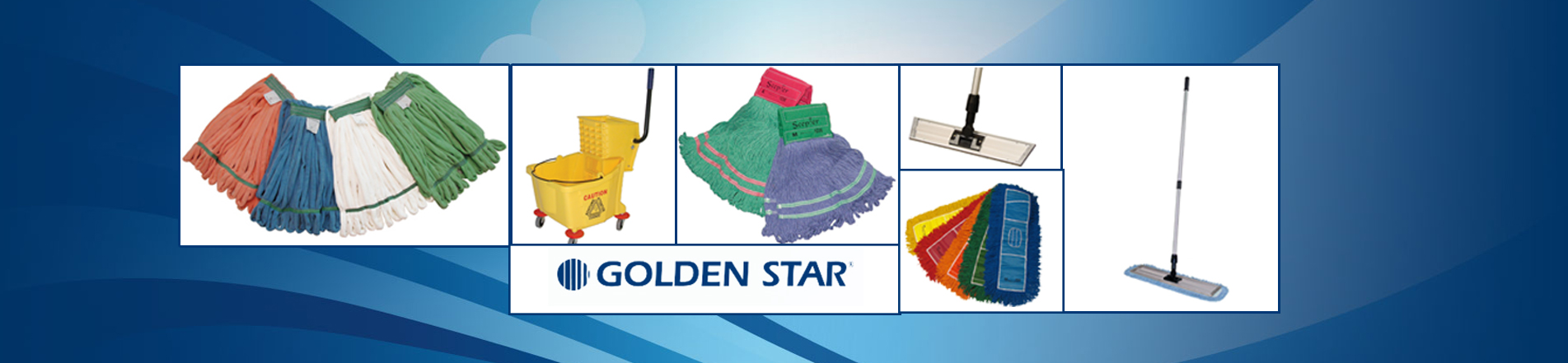 Golden Star Janitorial Products